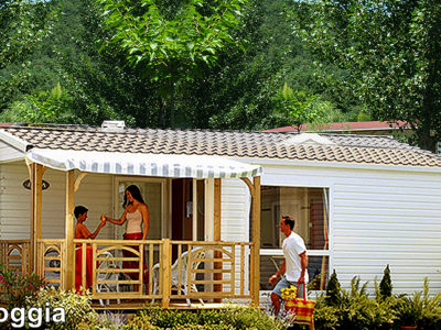 Location Mobilhome Aloha Camping Club *** - Amélie les Bains