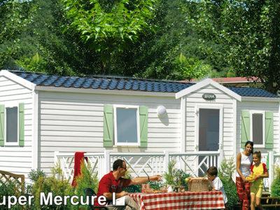 Location Mobilhome Mercure Aloha Camping Club *** - Amélie les Bains