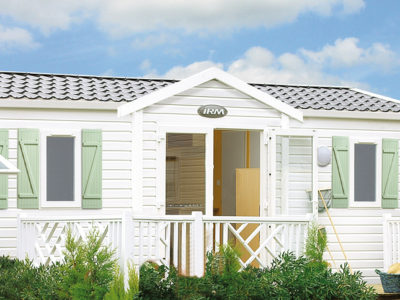 Location Mobilhome Cordelia Aloha Camping Club *** - Amélie les Bains