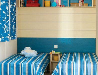 Location Mobilhome Loggia Aloha Camping Club *** - Amélie les Bains