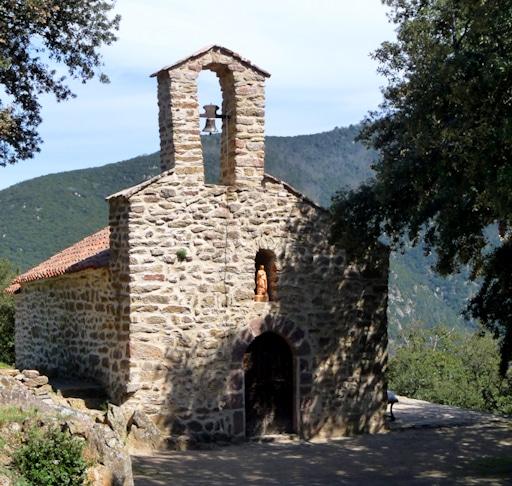 Chapelle Santa Engracia - Amélie les Bains