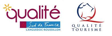 Etablissement labellisé Qualité Tourisme et Sud de France