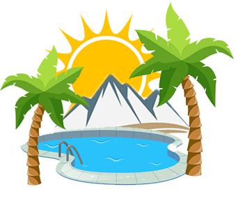 Aloha Camping Club - Amélie les Bains